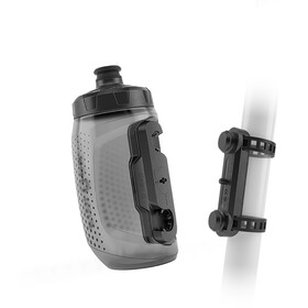 Fidlock Twist Drinking Bottle 450ml incl. Uni Base Mount clear black